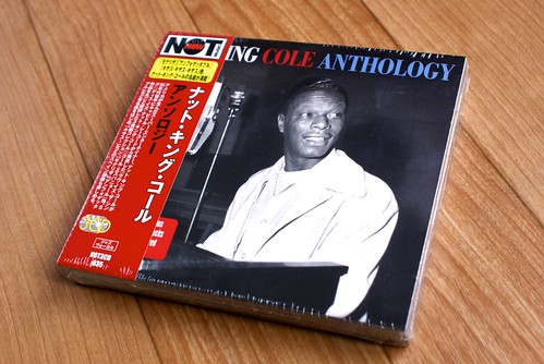 Nat King Cole Anthology