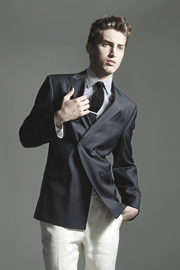Charlie France0253_Mens Week May 2012(Homme Model)
