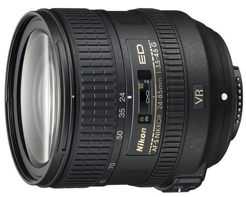 Nikon 24-85mm VR