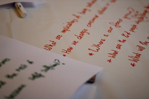 New Optimist Forum Future Foods event 11th June 2012