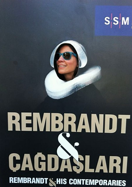 sakıp sabancı müzesi, sabancı müzesi, rembrant, rembrant ve çağdaşları