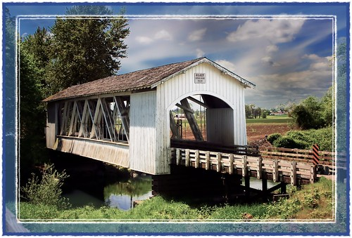 bridge framed coveredbridge