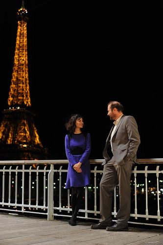 Audrey Tautou & François Damiens