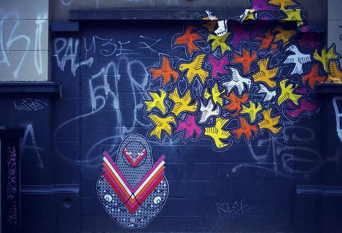 street art i bryssel