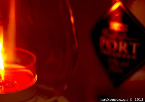 • Burning midnight oil •