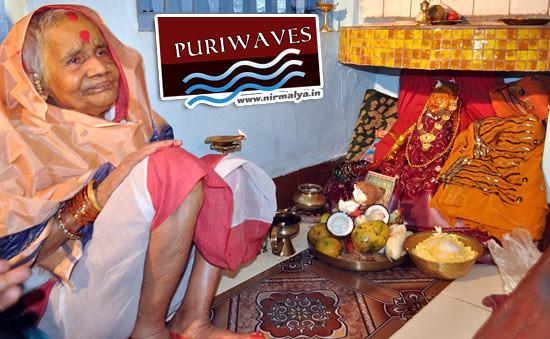 Debadasi of Lord Shree Jagannath Sabitri Puja