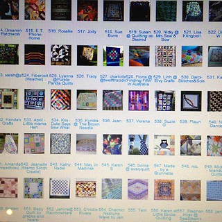 So many great quilts! #bloggersquiltfest