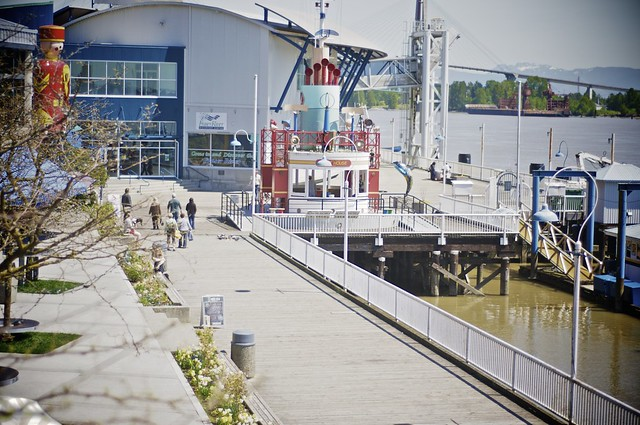 Day in New Westminster: May 2012
