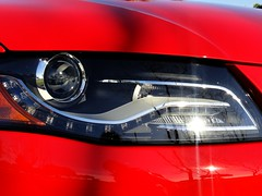 2012 Audi S4 Xenon Lights