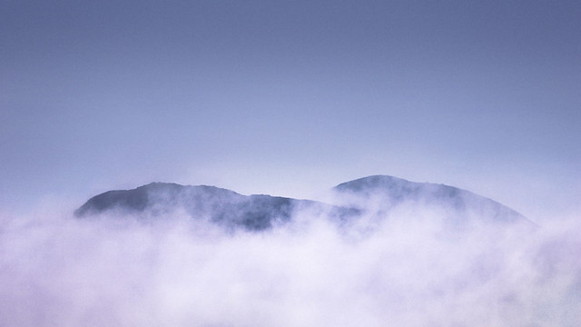 Cloud Mountain Tops