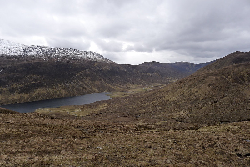 The head of Glen Orrin