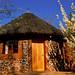 Rondavels, Larger Rooms en-suite, Malealea Lodge, Lesotho
