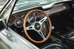 1968 428 GT500 KR King of the Road instruments