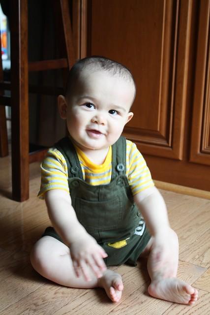 Vincent 10 months