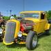 Exposition autos anciennes parc Laviolette