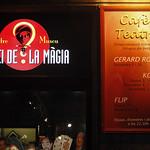 Compartiendo cartel con Flip y Gerard Roca, casi nada