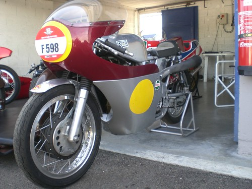 Seeley Matchless G50 500cc OHV