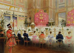 The golden jubilee june july 1887 the jubilee state banquet at