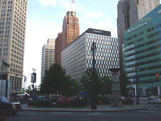 Detroit (by: Liza Lagman Sperl, creative commons license)