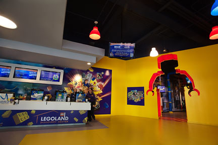 LEGOLAND Kansas City LEGOLAND Discovery Center at Crown Center