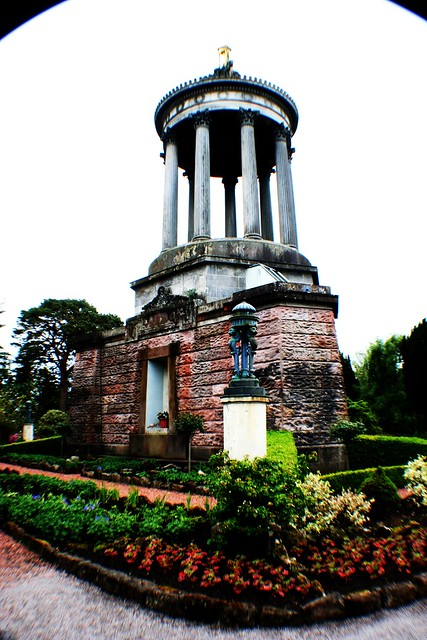 Burns Monument, Alloway