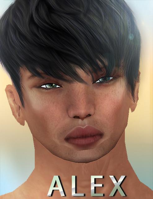 Reila Skins - Alex Poster