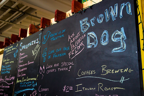 Brown Dog Java