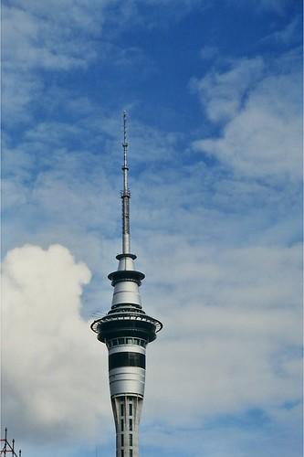 Skytower, Auckland