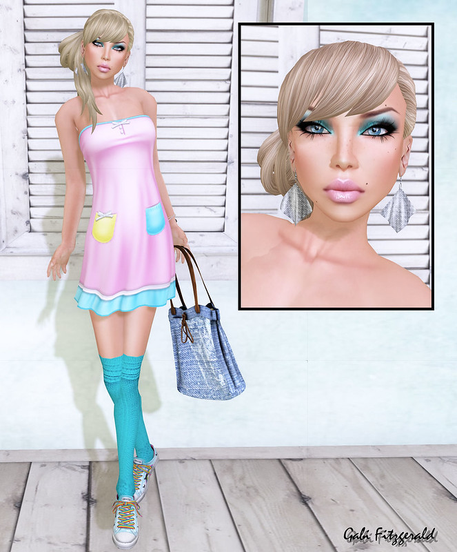 (Color Blocking Fair) Wow skins - 1 Hundred - Illmatic - StepInside