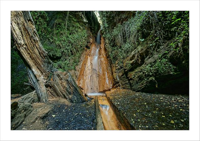 Fuente Agria -- Pórtugos, Alpujarra.