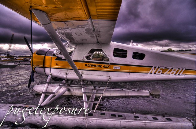 Kenmore Air N6781L DHC-2 Beaver