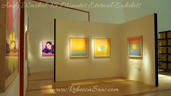 Andy Warhol 15 Minutes Eternal Exhibits - ArtScience Museum, Singapore (22)