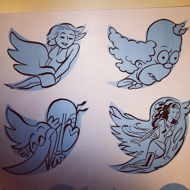 Algunas ideas, Twitter Avatar