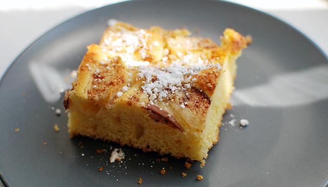 Apfel Birnen Blechkuchen Pixi Mit Milch