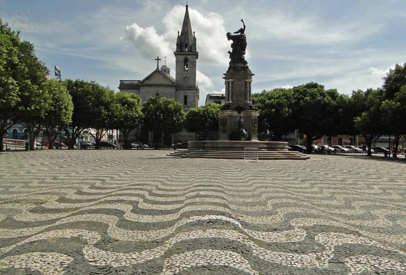 Praça São Sebastião-Manaus/AM