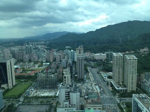 Taipei 101 35F