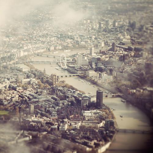 London Bye Ta-Ta by IrenaS