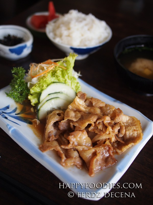 Buta Syogayaki