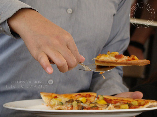 Anyone for Pizza.....?