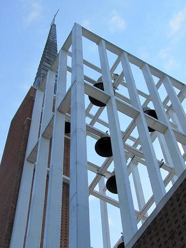 church architecture virginia open religion structure belltower martinsville