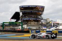 ルマン決勝3『Photo:Audi Sport』