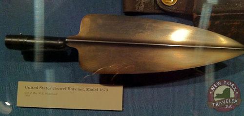 Trowel Bayonet