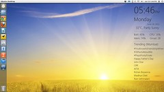 The Sunrise Desktop