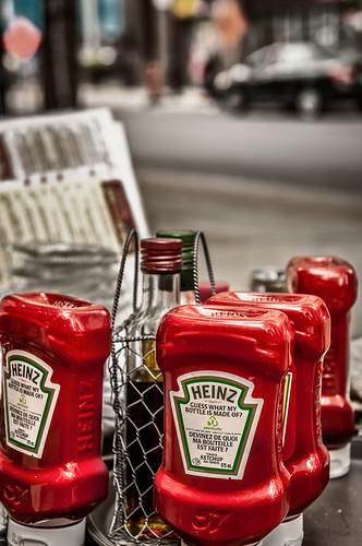 Heinz by Rey Cuba (back home)