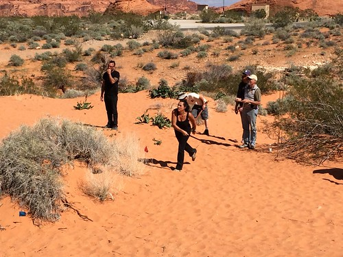 Atlatl Competition, Valley of Fire State Park @ Nevada 03.2014