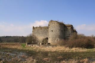Wasserburg bei Niederstinzel, 16.3.2014