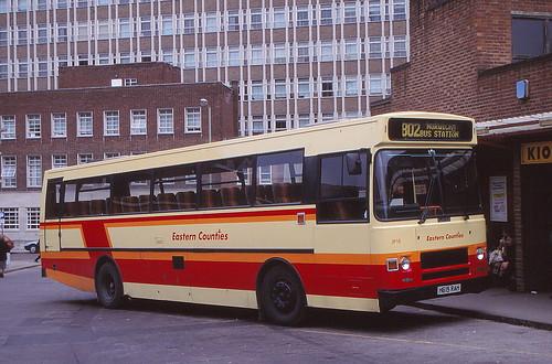 Norwich 90's 1 (c) David Bell