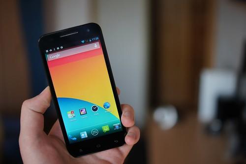Just5 Spacer   Android telefonas iki 500 litų