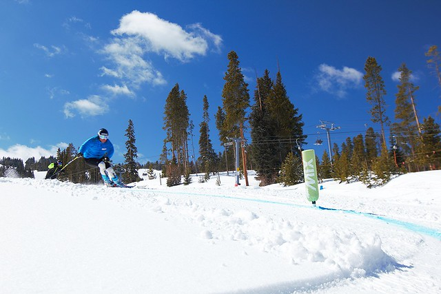 Vail Mountain Employee Race Day