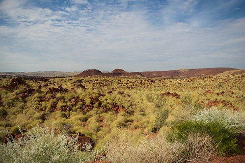 Millstream landscape